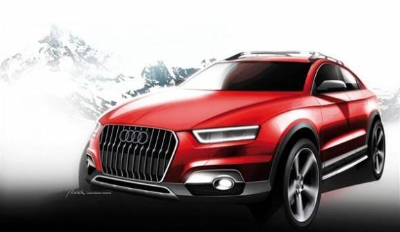 Wheel Drive Untuk Audi Q1