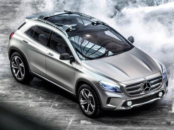 Apa Yang Kita Harapkan Dari Mercedes GLC?
