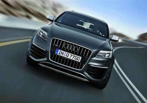 Audi Q9 Sudah Berkembang