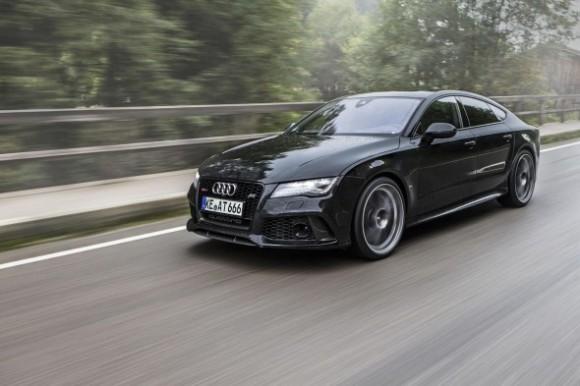 Audi RS7 Oleh ABT