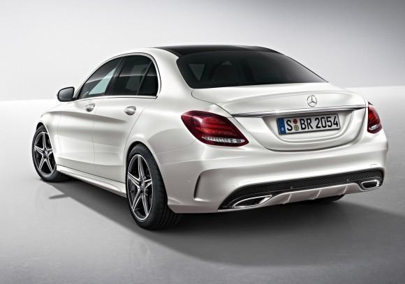 Gambar Dan Rincian Baris Baru Mercedes AMG Kelas C