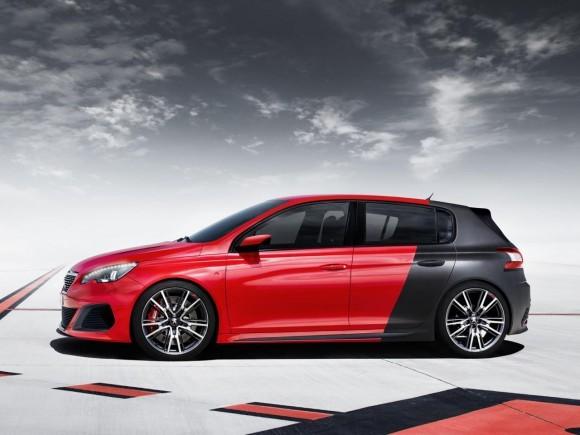 Peugeot 408 GT: Sebuah Coupe Empat Pintu Untuk 2016?