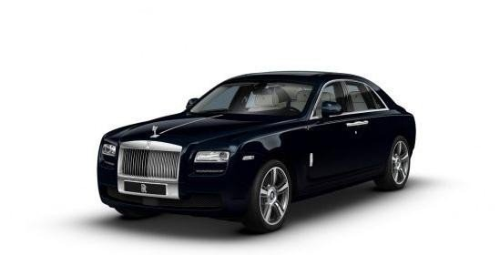 600 Kuda Untuk Rolls-Royce Ghost Yang Lebih Radikal