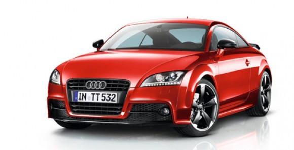 Audi TT Debutnya di Jenewa