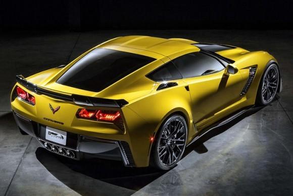 Bocoran Gambar Pertama Dari 2014 Corvette Z06