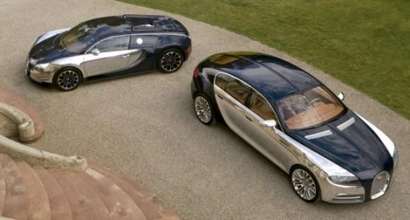 Bugatti Tidak Akan Menghasilkan SuperVeyron Maupun Galibier Empat Pintu
