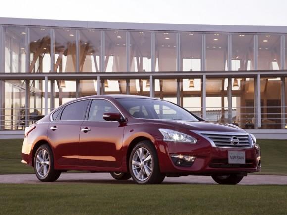 Generasi Ketiga Nissan Teana Datang ke Jepang