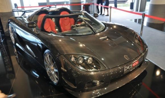 Koenigsegg CCX Untuk Dijual Di Jerman