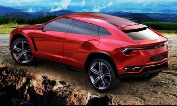Lamborghini Urus Akan Menjadi Kenyataan Pada Tahun 2017