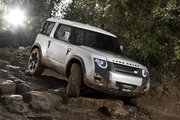 Land Rover register Nama Landy