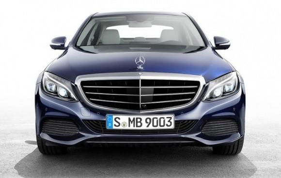 Mercedes C-Class Coupe Akan Menekan Pasar Pada Tahun 2016