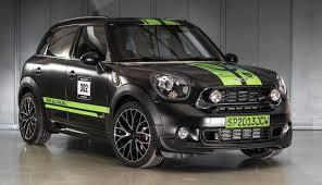 Mini adalah Mobil Terbaik untuk Dakar