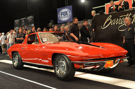Mobil Chevrolet Corvette Antik Berharga Rp 42 Miliar