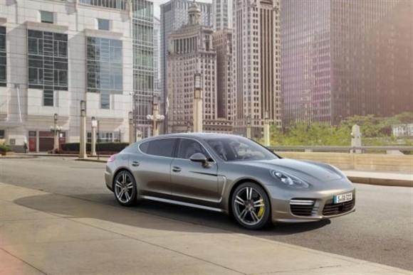 Porsche Panamera SMP