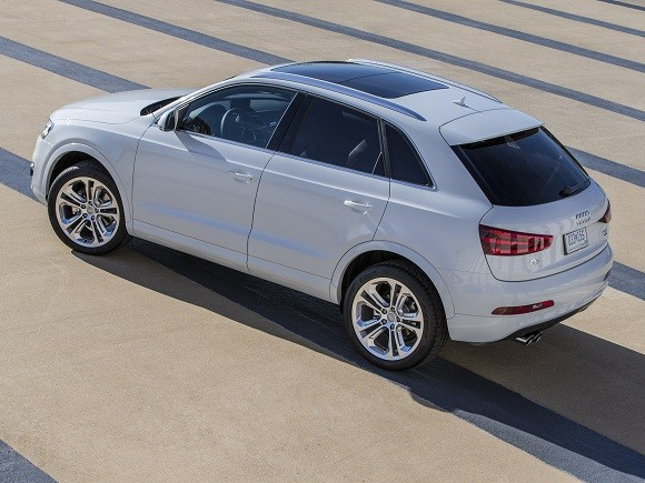 SUV Kompak Kecil Yang Di Sebut Q3 Akan Di Sajikan Dalam Versi Tertentu Untuk AS