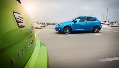Seat Ibiza Zoom Range Dengan Mesin Bensin Baru