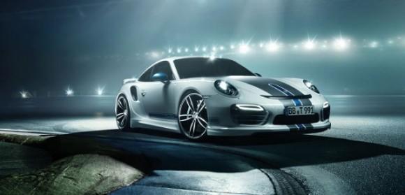TechArt Tidak Menunjukkan Katalog Baru Dari Aksesoris Untuk Porsche 911 Turbo