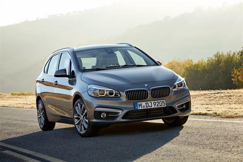 BMW Seri 2 Tampilannya Dengan Tourer Aktif