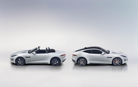 Jaguar F-Type Akan Tersedia Dengan 4 Silinder