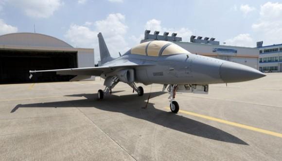 Pesawat Hibah Tempur Bakal Diterima TNI AU