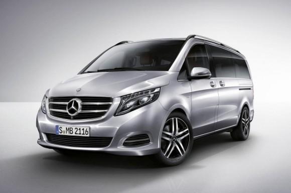 Presentasi Resmi Baru Mercedes-Benz V-Class