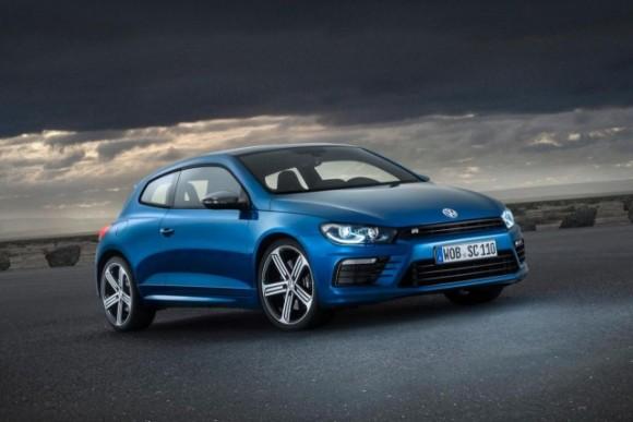 Volkswagen Scirocco 2014 Facelift