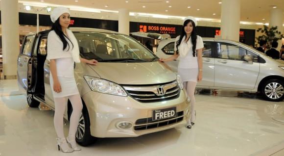 Honda Freed Double Blower Banyak Diburu Oleh Konsumen Di Indonesia
