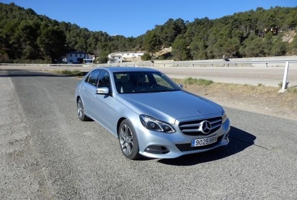 Mercedes E-Class Mengumumkan Transmisi Otomatis Baru Dengan Sembilan Gigi Berubah 9G-Tronic