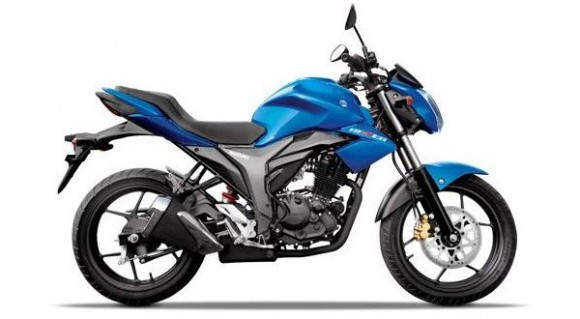 Motor Sport Dari Suzuki Gixxer 150 Bermesin DOHC Siap Bersaing Dengan Sport Indonesia Lainnya