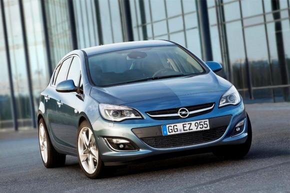 Opel Astra Akan Tiba Pada Tahun 2016