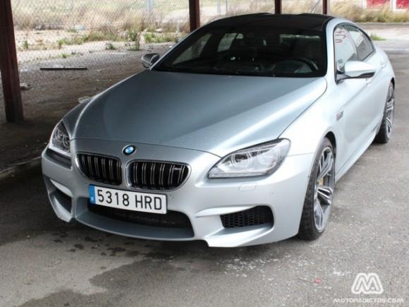 Uji Coba BMW M6 Gran Coupe