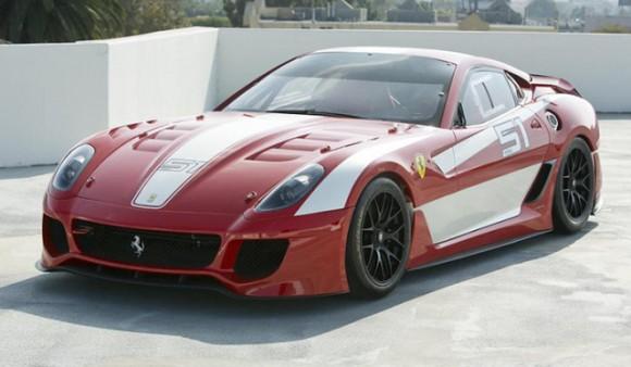 Untuk Penjualan Dari Ferrari 599XX