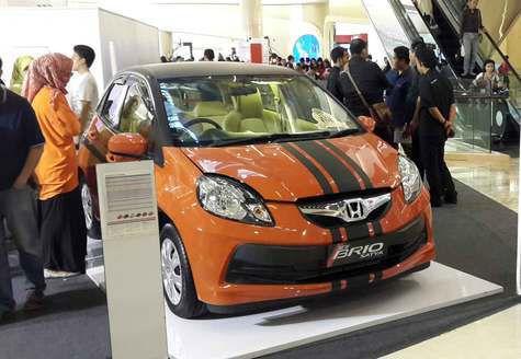 PT Honda Prospect Motor Bangga Dengan Hasil Penjualan Produknya Sepanjang 2013 Lalu