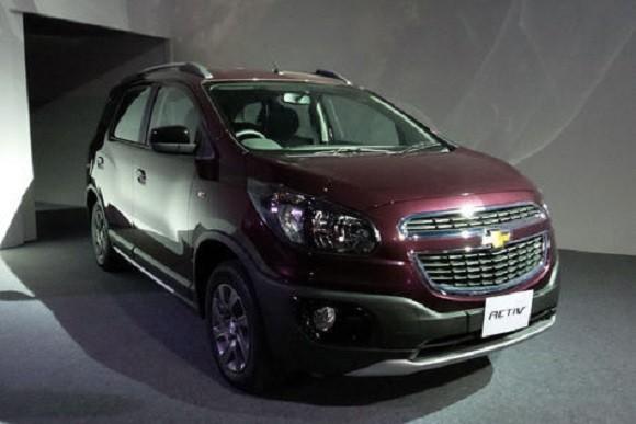 Chevrolet Spin Activ Melakukan Perubahan Dan Penyempurnaan