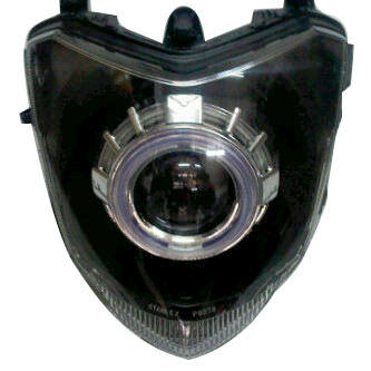 Headlamp Proyektor Yamaha Byson