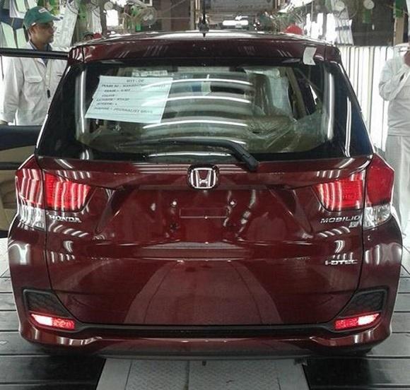 Honda Mobilio Versi Murah Berada Dalam Perancangan