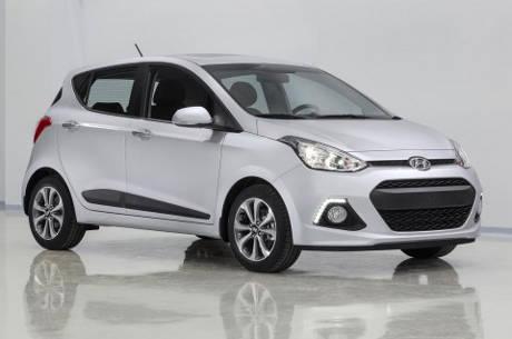 Hyundai i10 Tengah Menguji Aspal di Indonesia