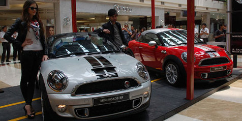 MINI Coupe dan Roadster Cooper S Di Indonesia