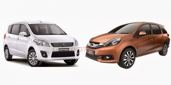 Perbandingan Honda Mobilio Dengan Suzuki Ertiga