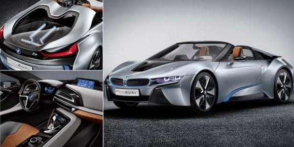 Spesifikasi Mobil Sport Hybrid BMW i8
