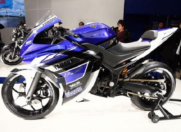 Inilah Spesifikasi Dan Harga Resmi Dari Yamaha YZF R25