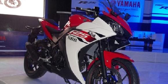 Yamaha R25 Ramping Dan Padat Dengan Paduan Bodi Yang Dimilikinya