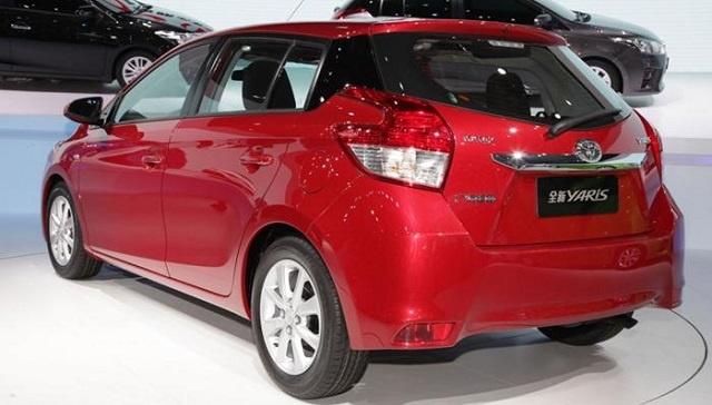All New Toyota Yaris 2014 Sudah Mengaspal Di Tanaha Air
