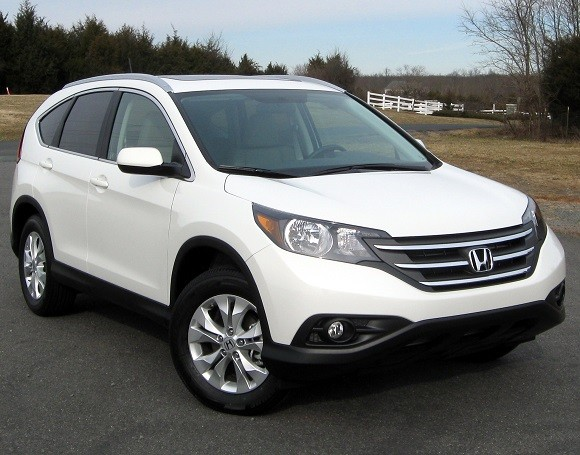 Spesifikasi Dan Harga Terbaru Untuk New Honda CRV 2014