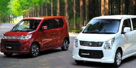 """Mobil Murah Dari Suzuki """"Wagon R"""" Tidak Kalah Keren"""