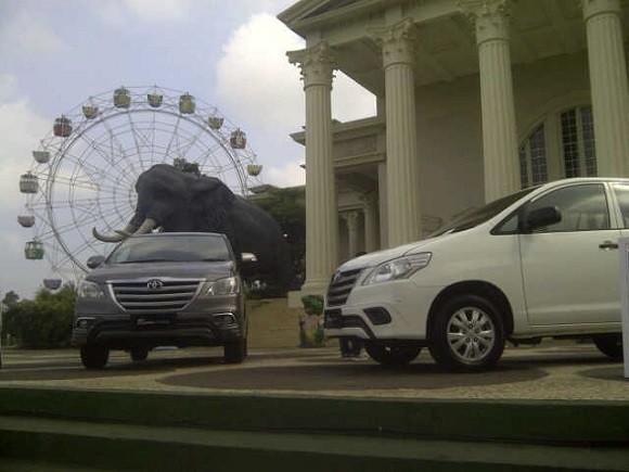 Penyelenggaraan Family Journey Toyota Kijang Innova Facelift Di Malang