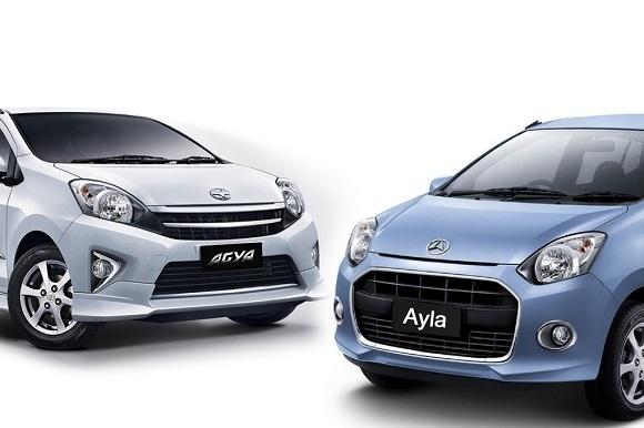 Spesifikasi Dan Harga Terbaru Daihatsu Ayla 2014