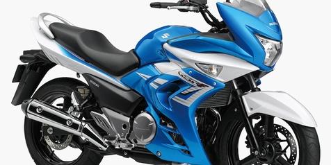Jepang Meluncurkan Suzuki Inazuma Full-Fairing
