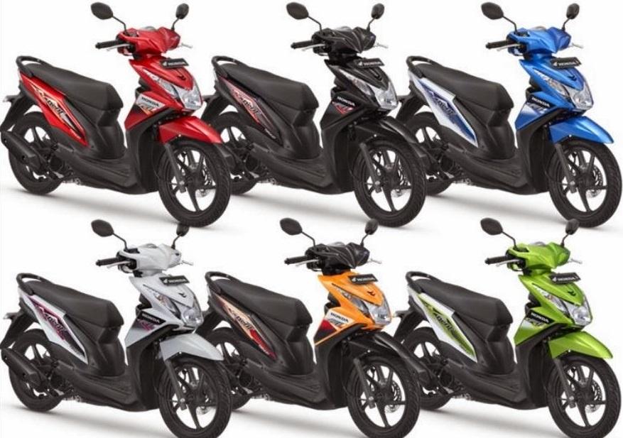 Melirik Honda Beat Keluaran Tahun 2014