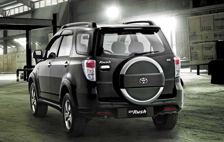 Berita Terbaru New Toyota Rush 2015